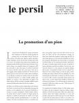 revue, autobiographie, francophone, suisse, roumanie,  le persil, marius daniel popescu, jean-pierre longre