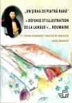 Poésie, Roumanie, Anca-Maria Christodorescu, Editura universitaţii din bucureşti, Jean-Pierre Longre