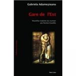 Nouvelle, Roumanie, Gabriela Adameşteanu, Nicolas Cavaillès, éditions Non Lieu, Jean-Pierre Longre