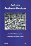 revue,francophone,roumanie,benjamin fondane,jean-pierre longre