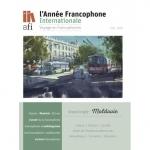 Revue, francophone, Moldavie, Roumanie, L'intranquille, L'année francophone internationale, Le Haïdouc, Jean-Pierre Longre