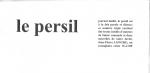 revue, Le Persil, francophone, suisse, roumanie, marius daniel popescu, jean-pierre longre