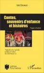 Conte, récit, autobiographie, Roumanie, Ion Creangă, Dominique Ilea, L'Harmattan, Jean-Pierre Longre
